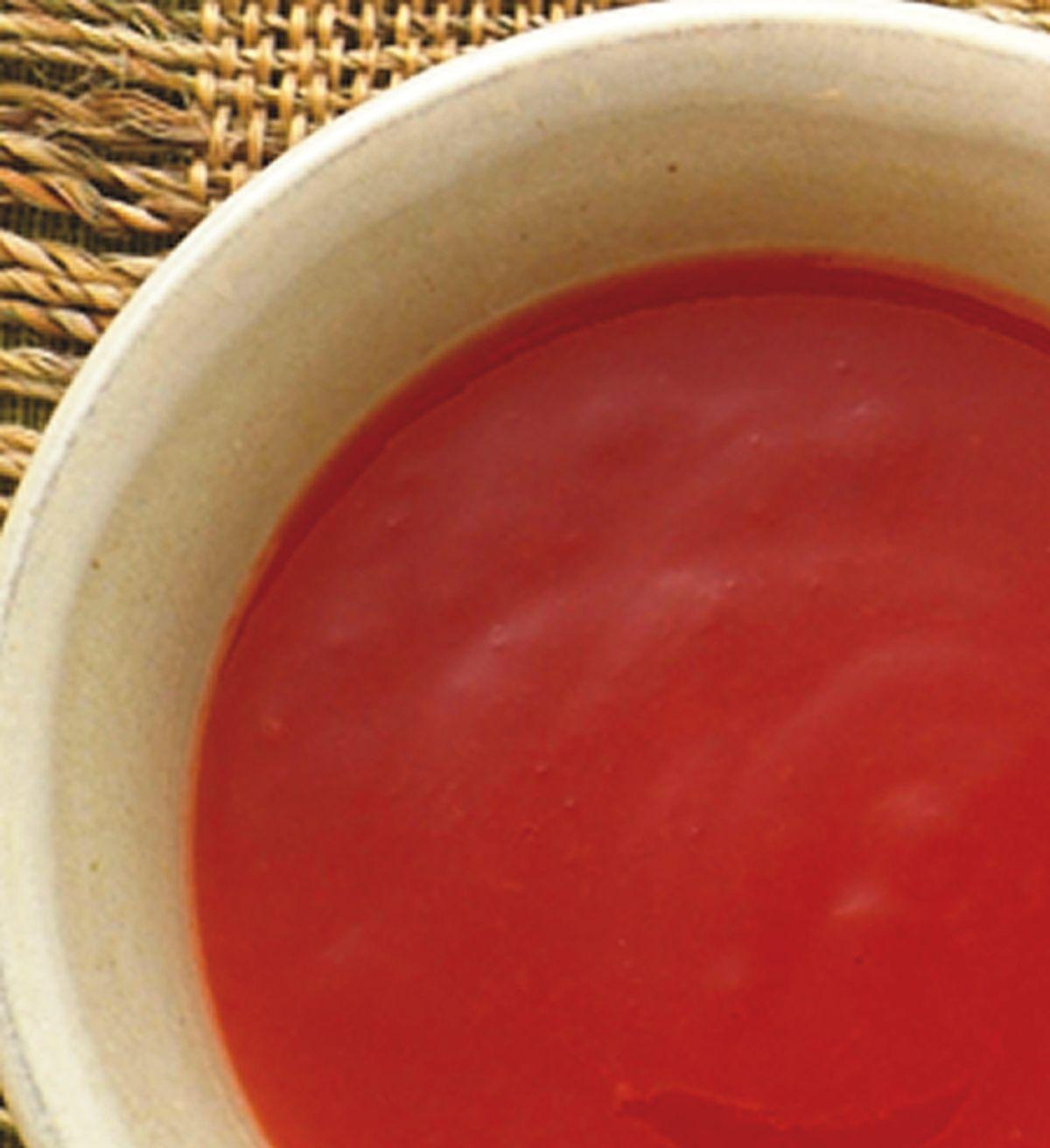 食譜:泰式梅醬