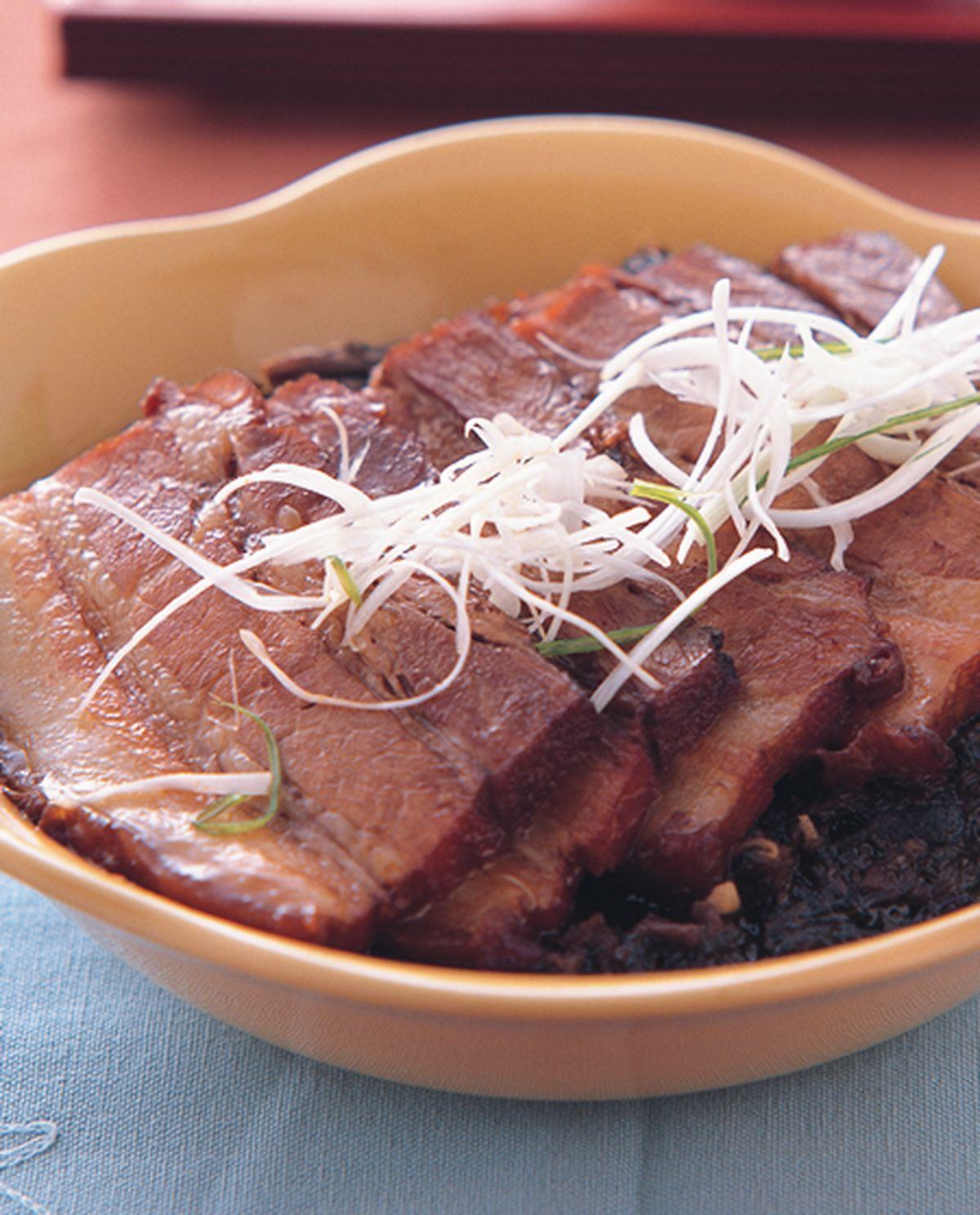 食譜:梅干扣肉(3)