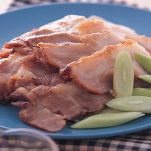 鹹豬肉(2)