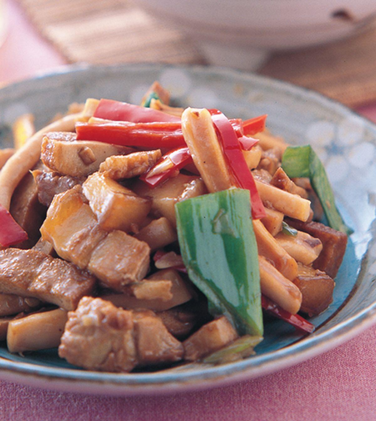 食譜:客家小炒(4)