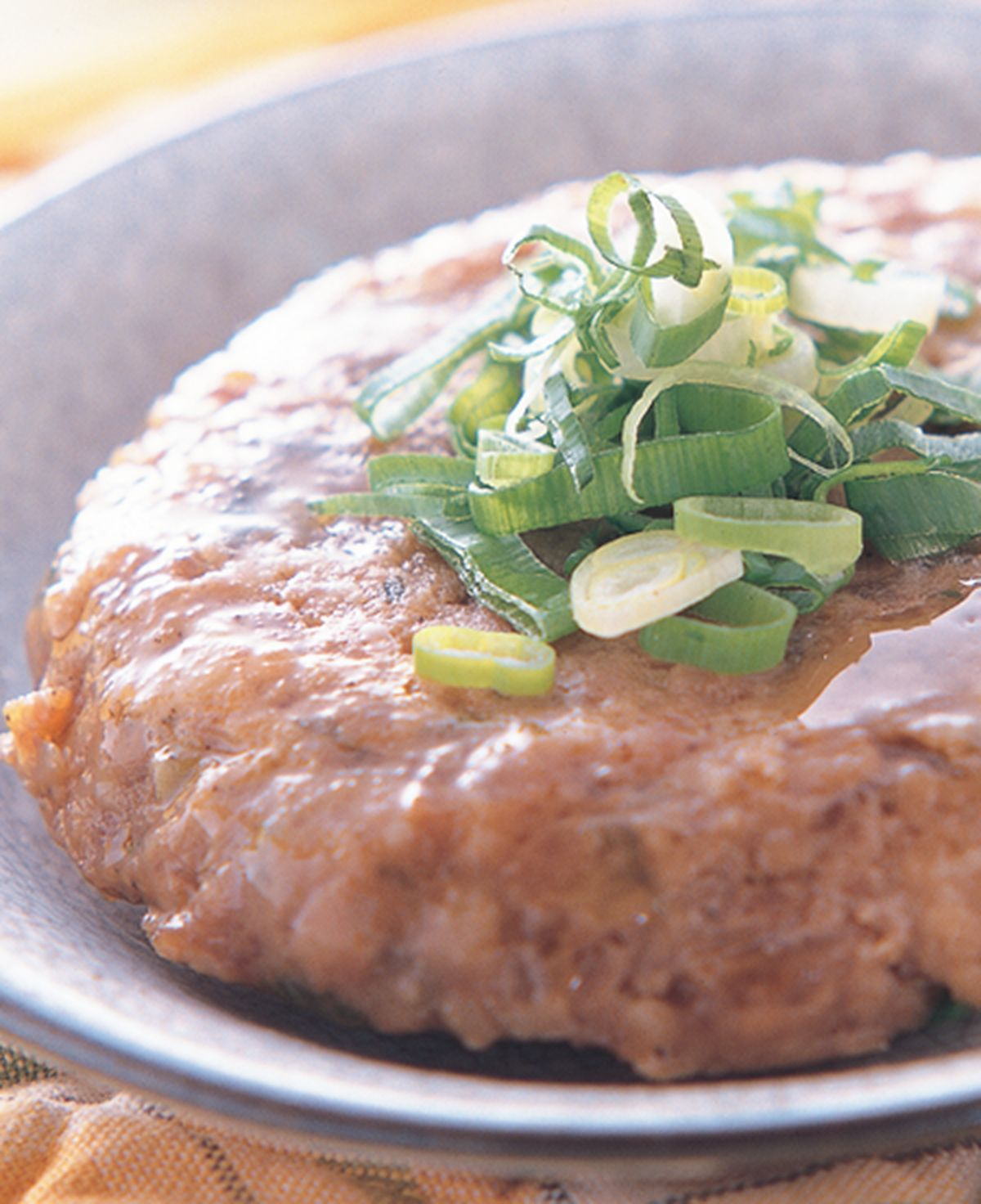 食譜:蔭瓜蒸肉餅
