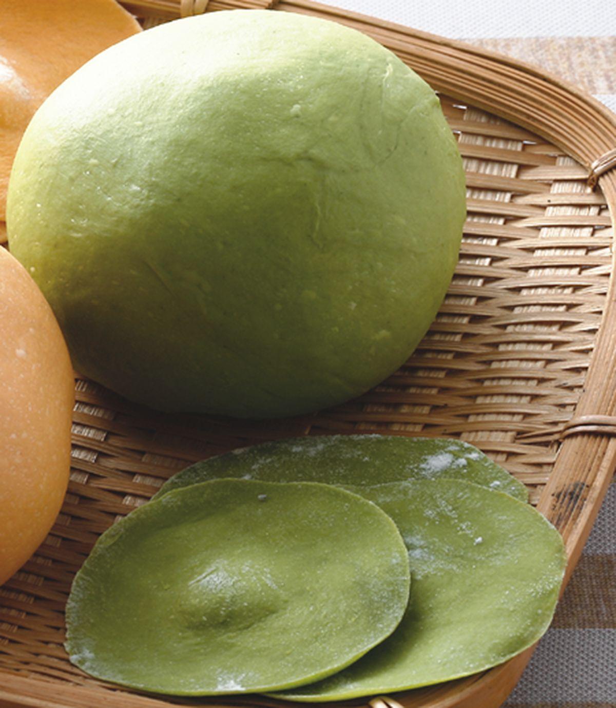 食譜:菠菜皮