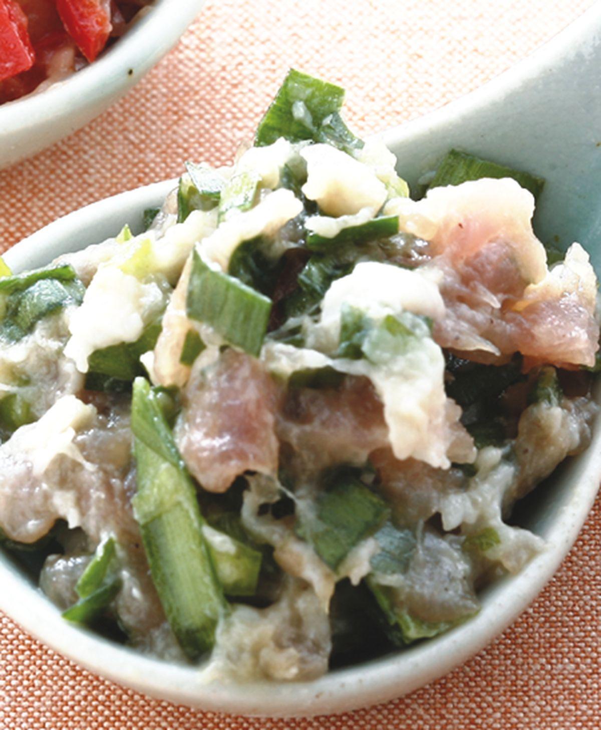 食譜:韭菜豬肉水餃