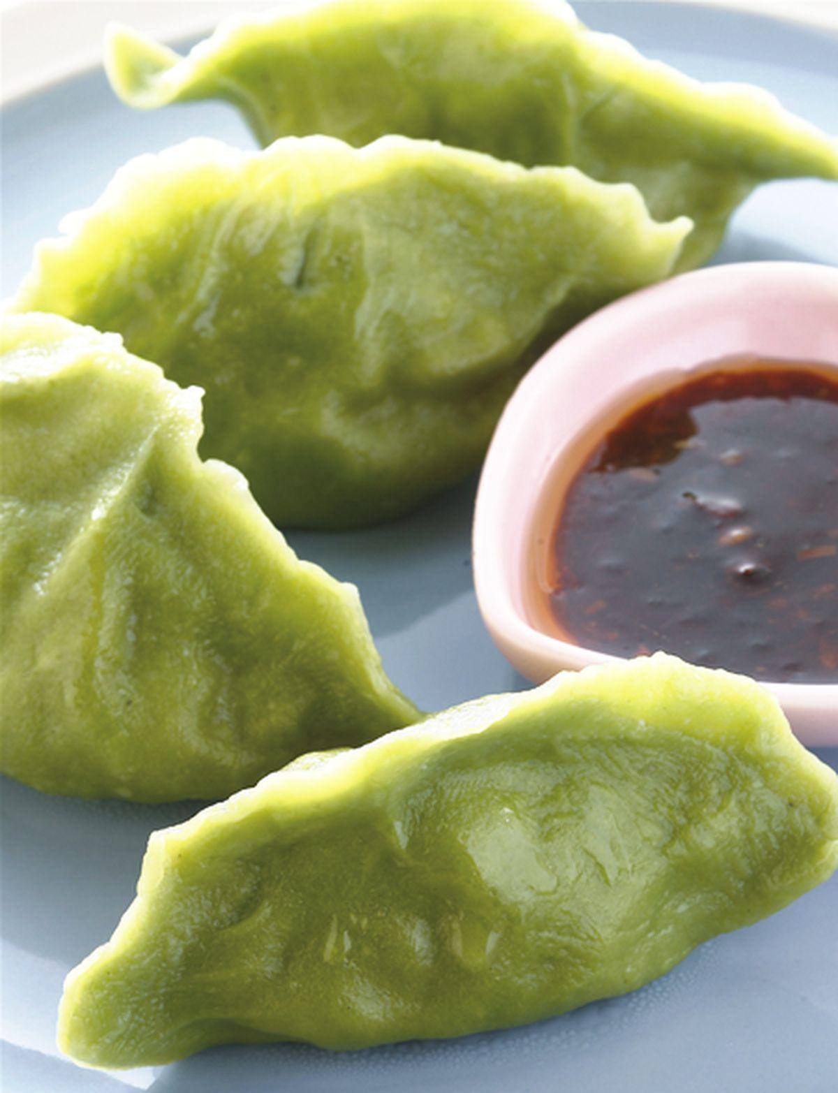 食譜:蕃茄豬肉水餃
