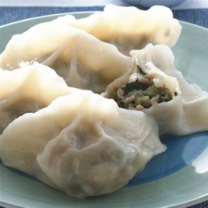 香椿豬肉水餃