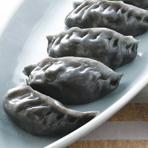 甜椒豬肉蒸餃