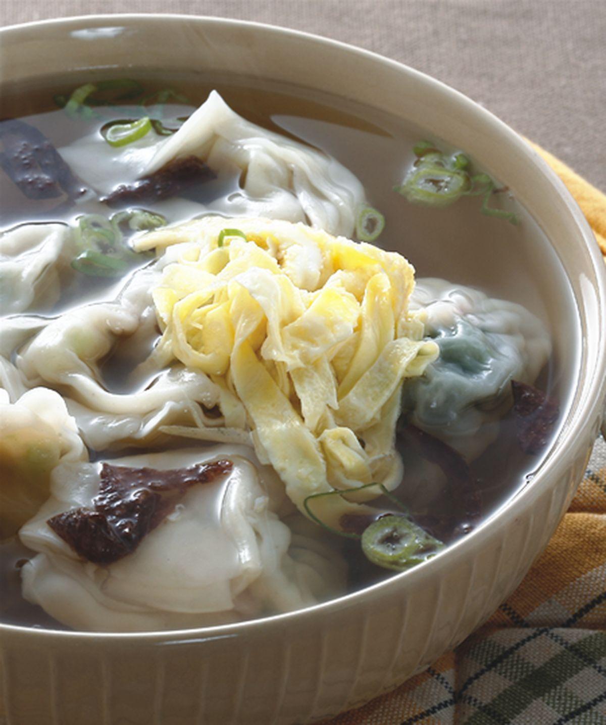 食譜:溫州菜肉餛飩