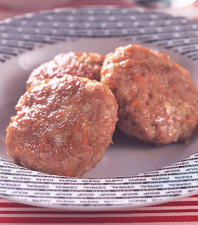 食譜:漢堡肉餅