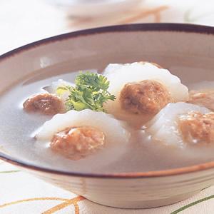 白玉丸子湯