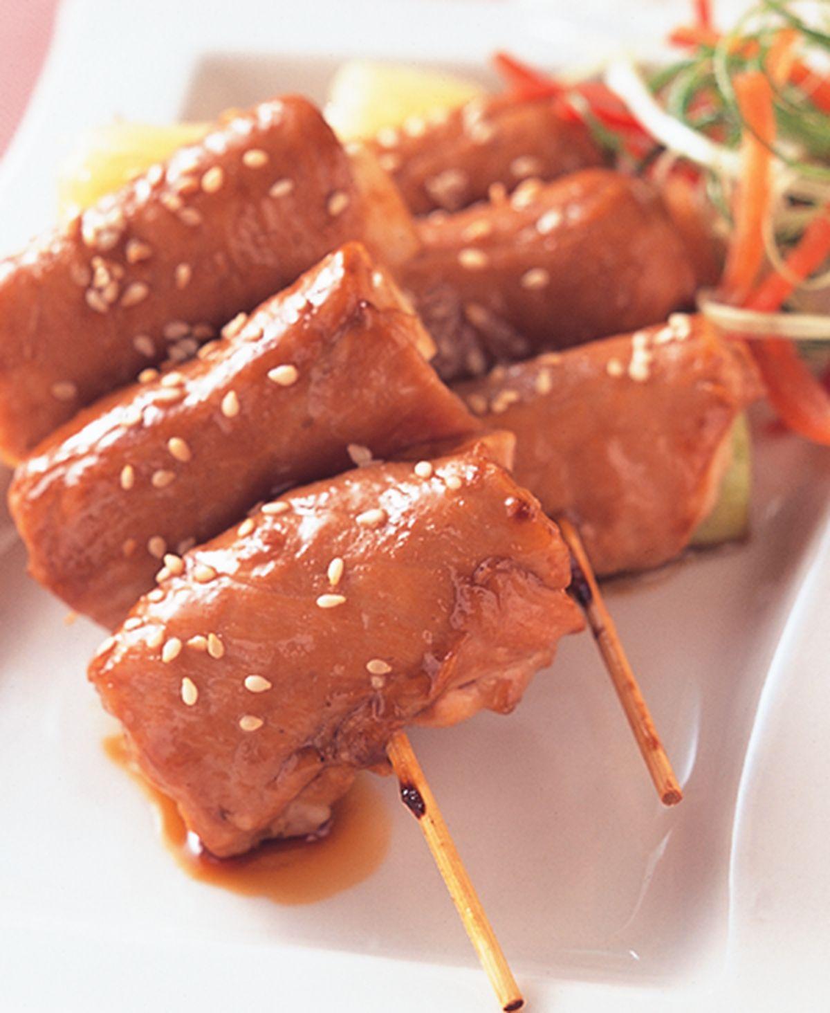 食譜:烤肉串