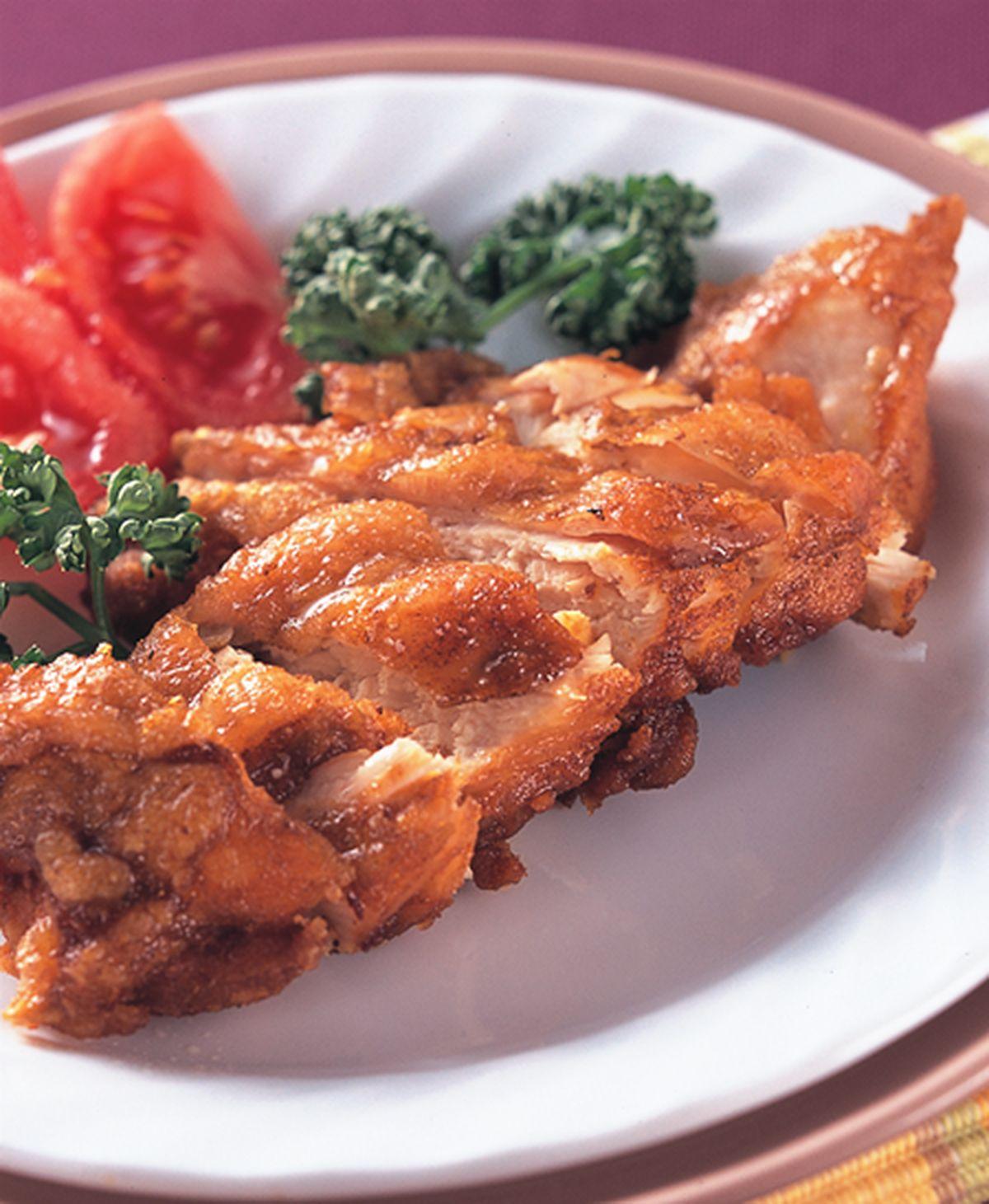 食譜:咖哩雞排(2)