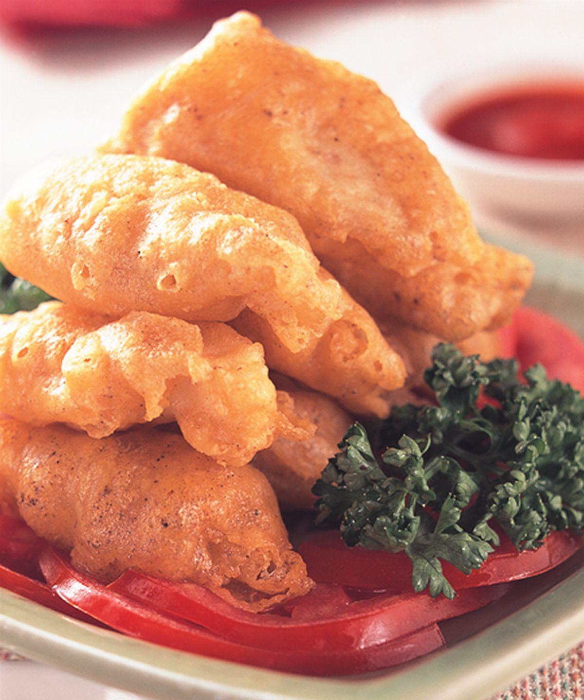 食譜:酥炸魚條(2)