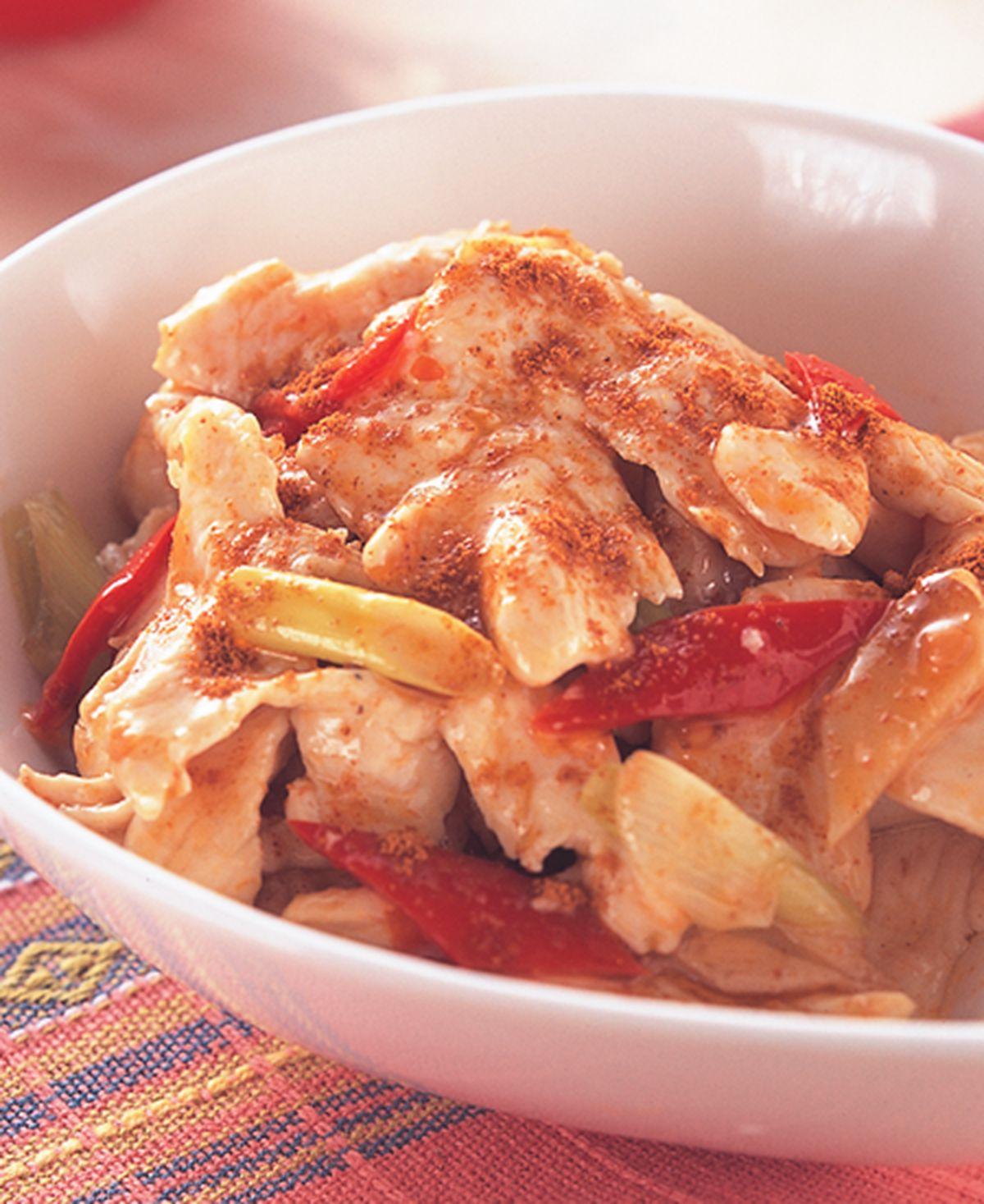 食譜:川椒雞片