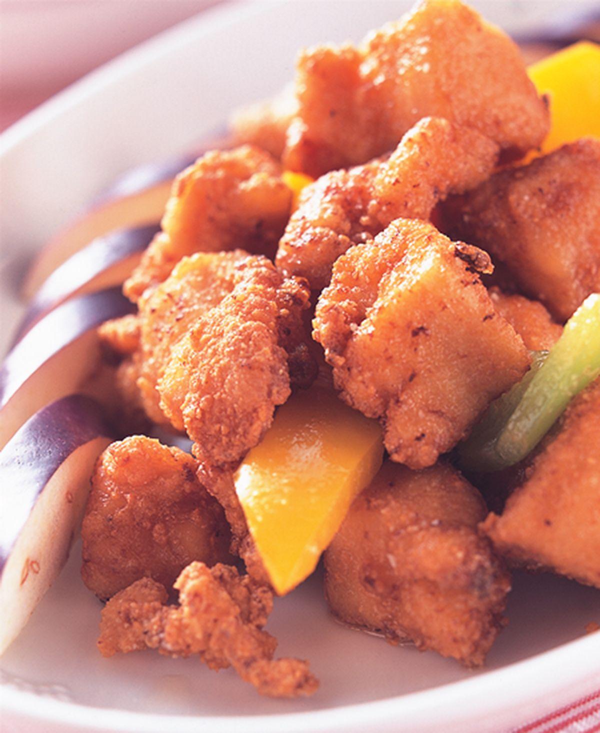 食譜:腐乳炸雞