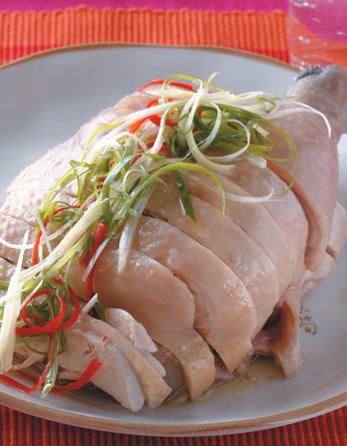 食譜:蔥油雞(3)