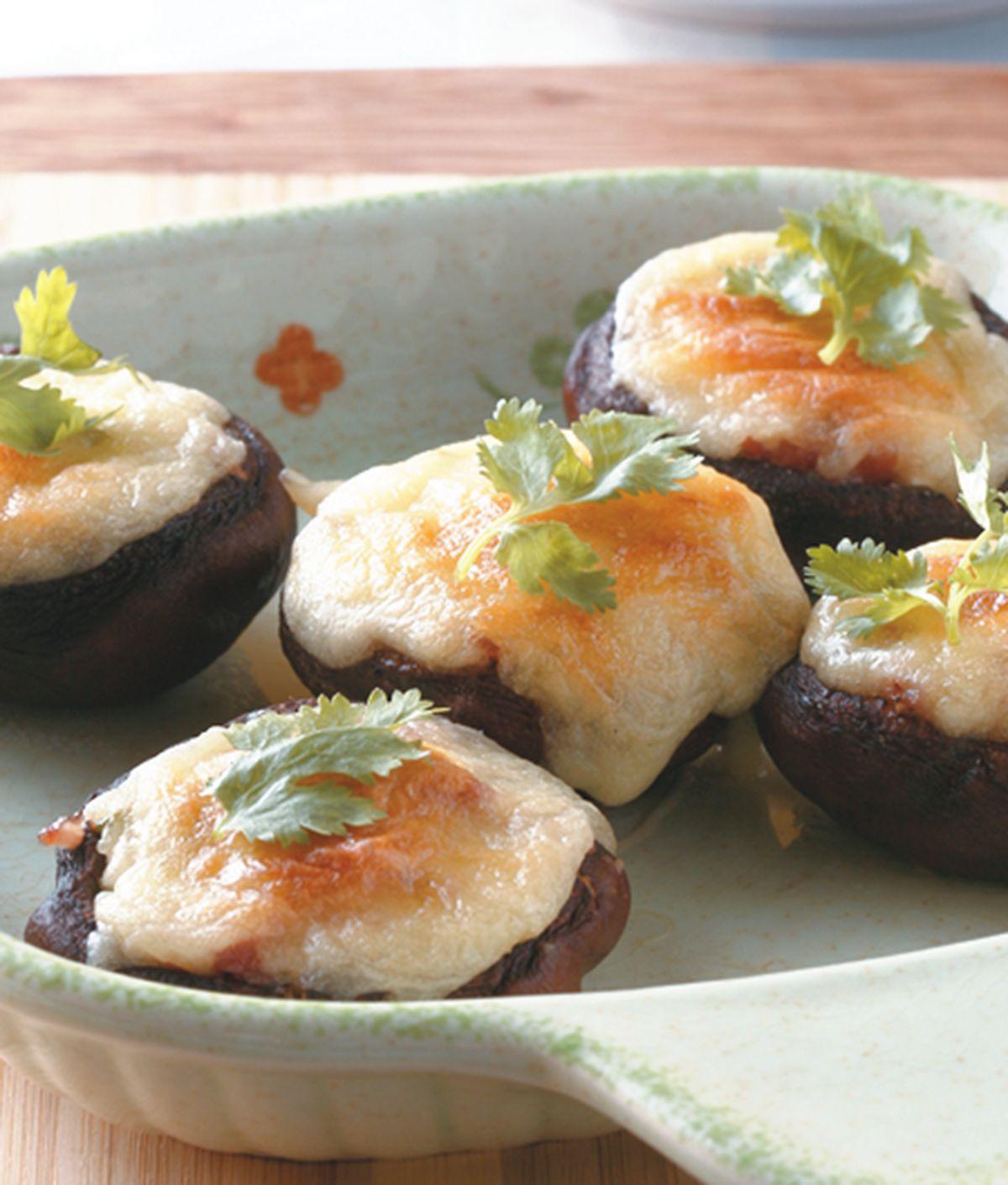 食譜:焗烤鮮菇