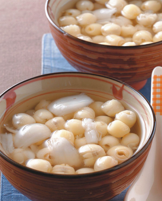 食譜:百合蓮子湯(1)