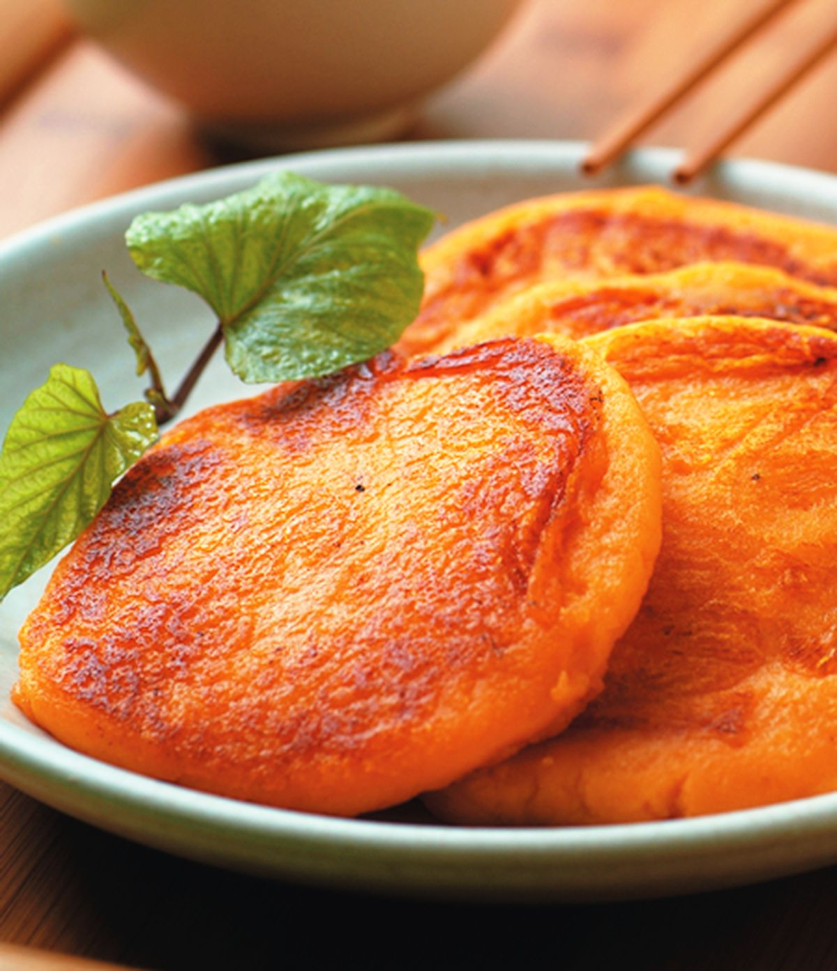 食譜:地瓜煎餅