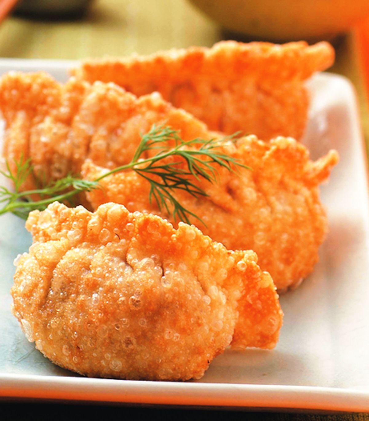 食譜:地瓜餃