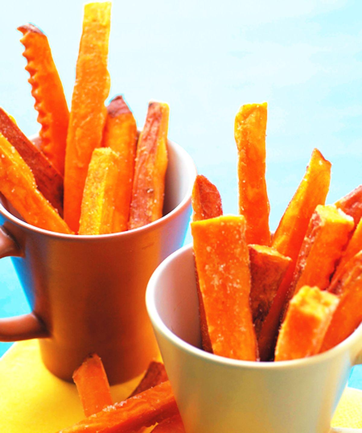 食譜:金黃薯條