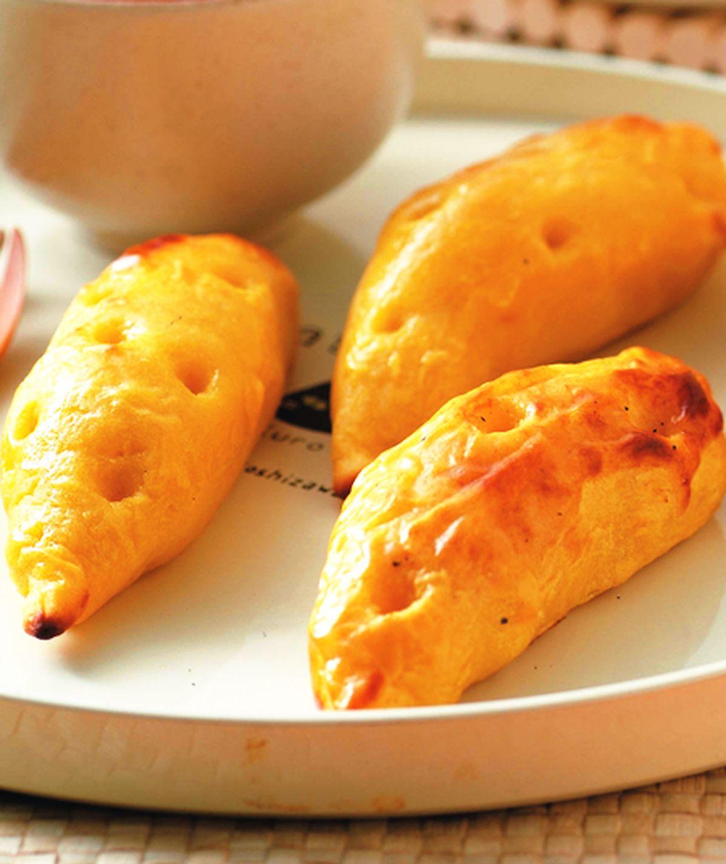 食譜:蕃薯燒