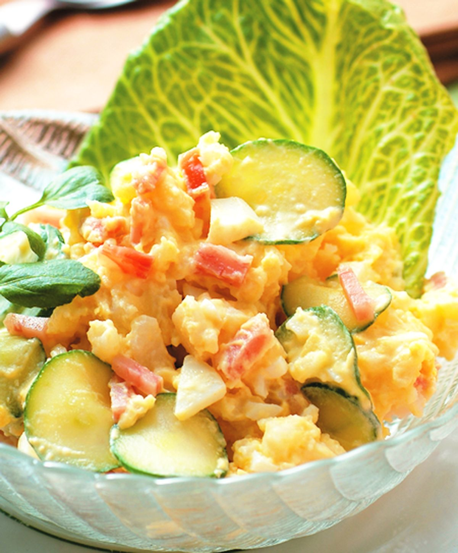食譜:馬鈴薯沙拉(2)