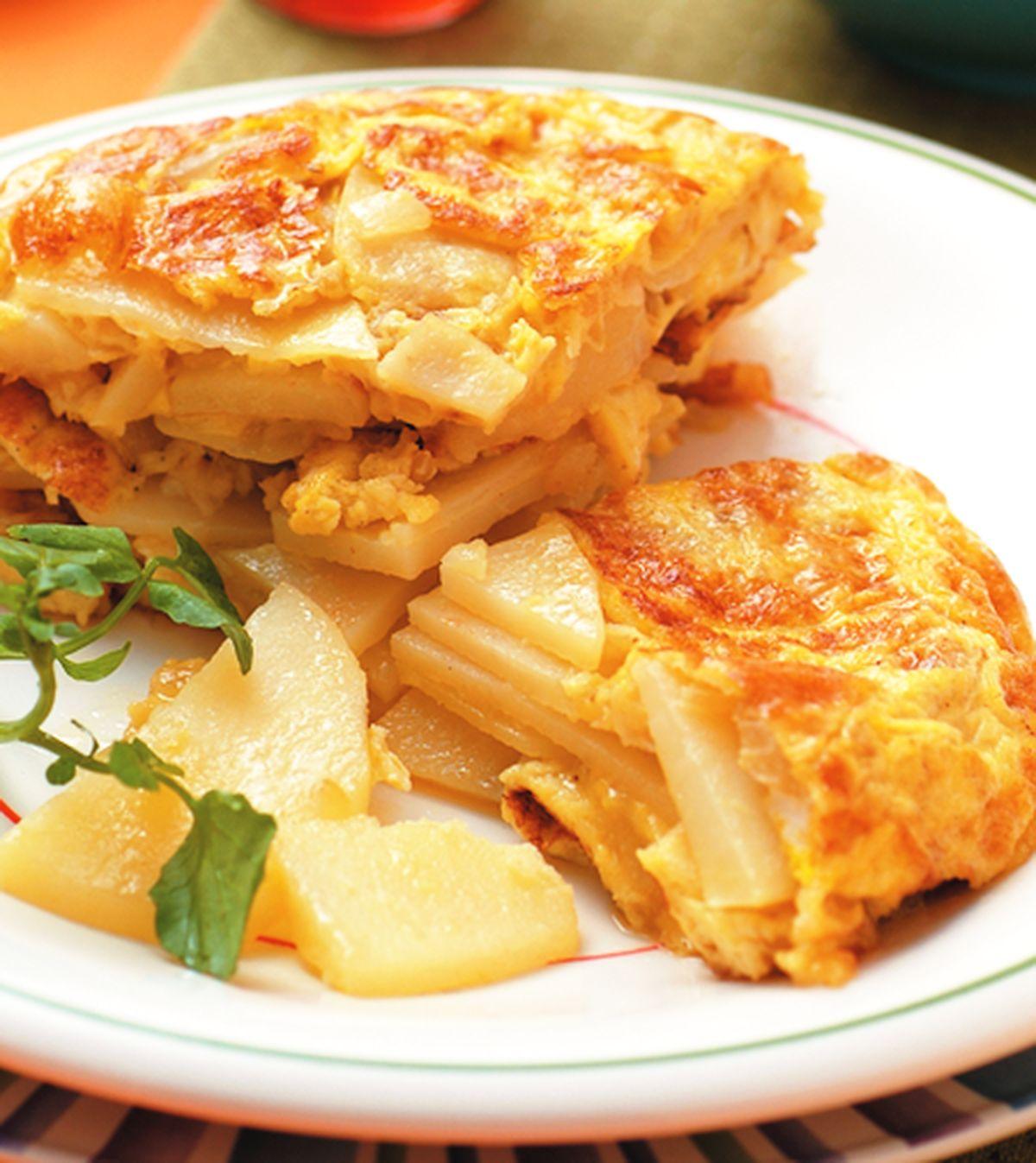 食譜:馬鈴薯烘蛋