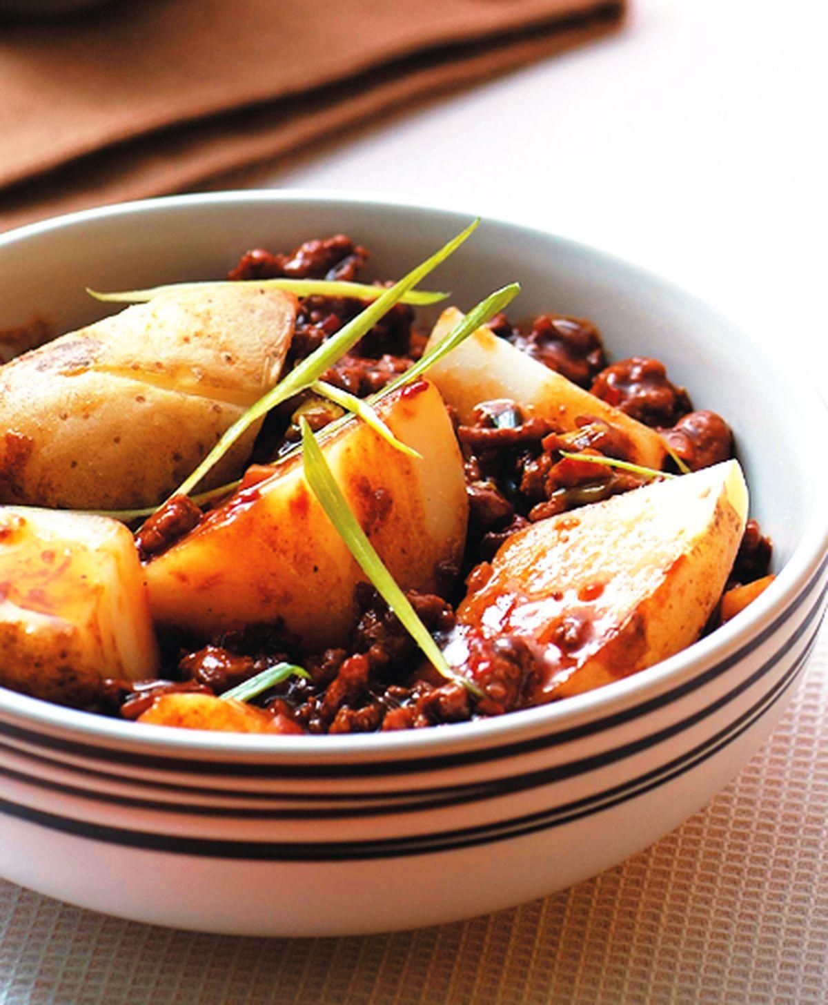食譜:麻婆馬鈴薯