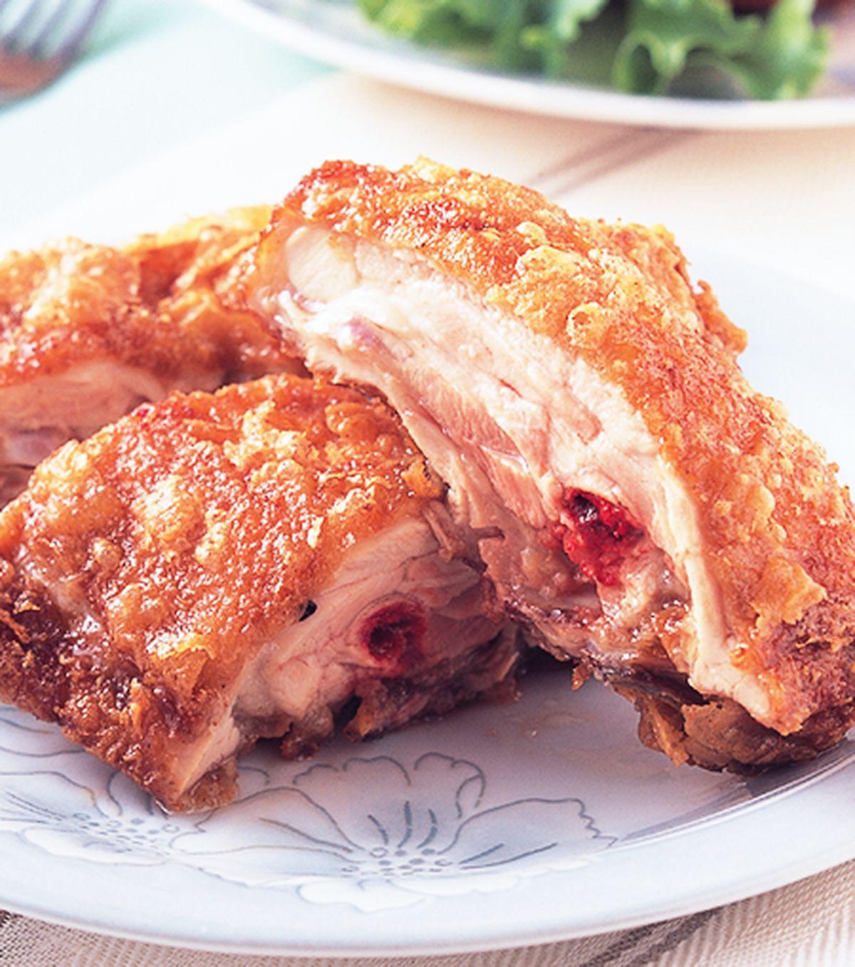 食譜:香酥雞腿