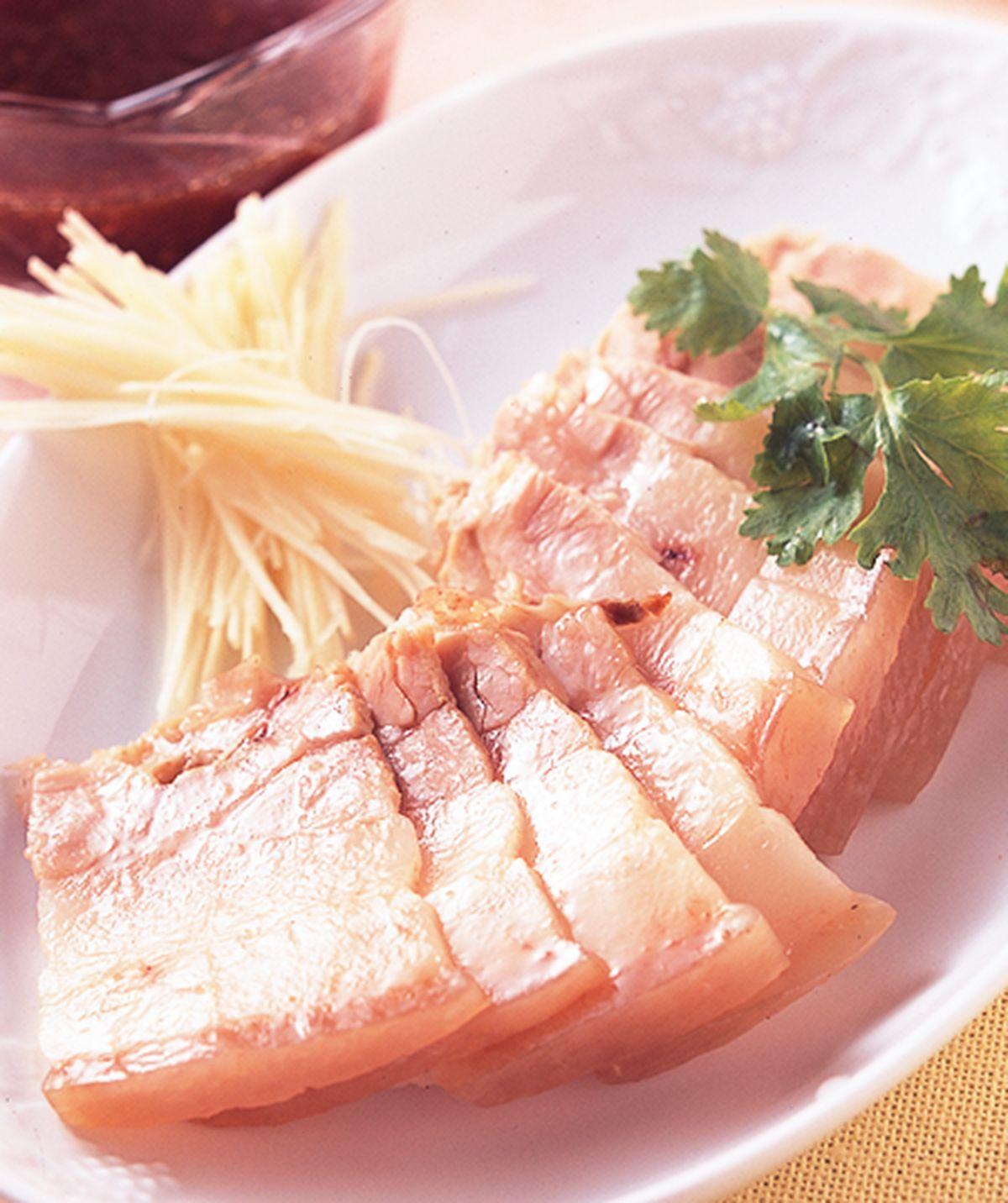 食譜:蒜泥白肉(2)