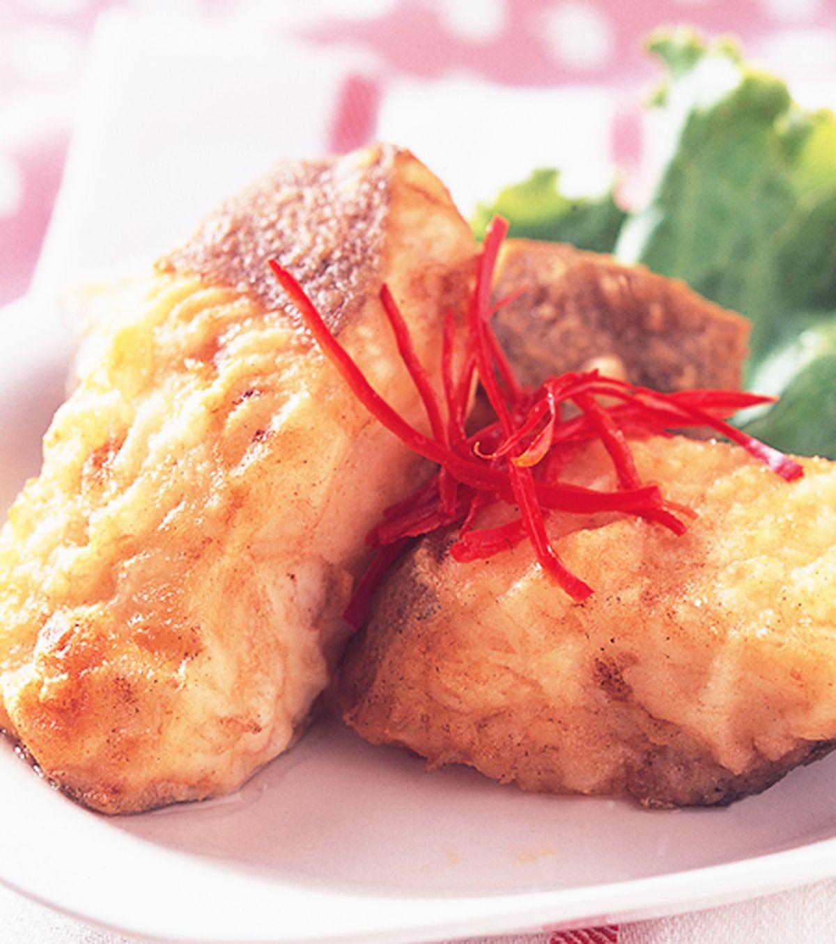食譜:香煎鱈魚