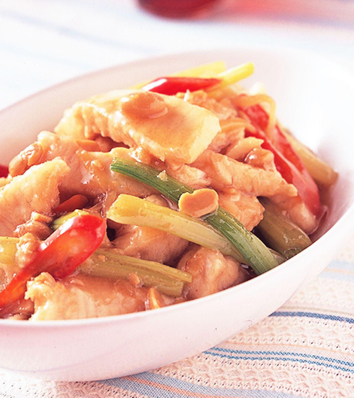 食譜:芹菜炒鯊魚片