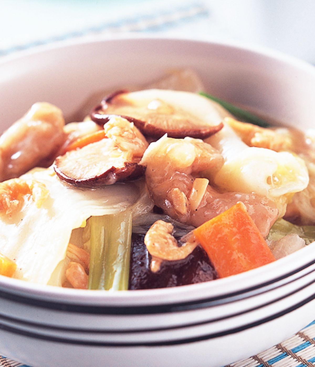 食譜:開陽白菜(2)