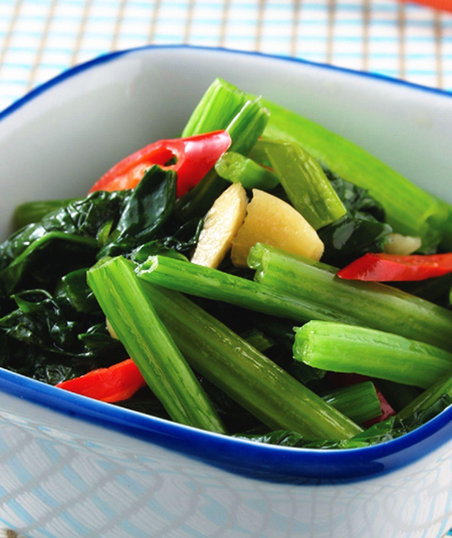 食譜:清炒波菜