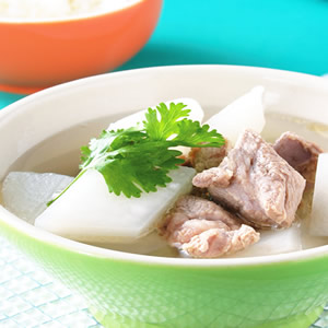 蘿蔔排骨湯(1)