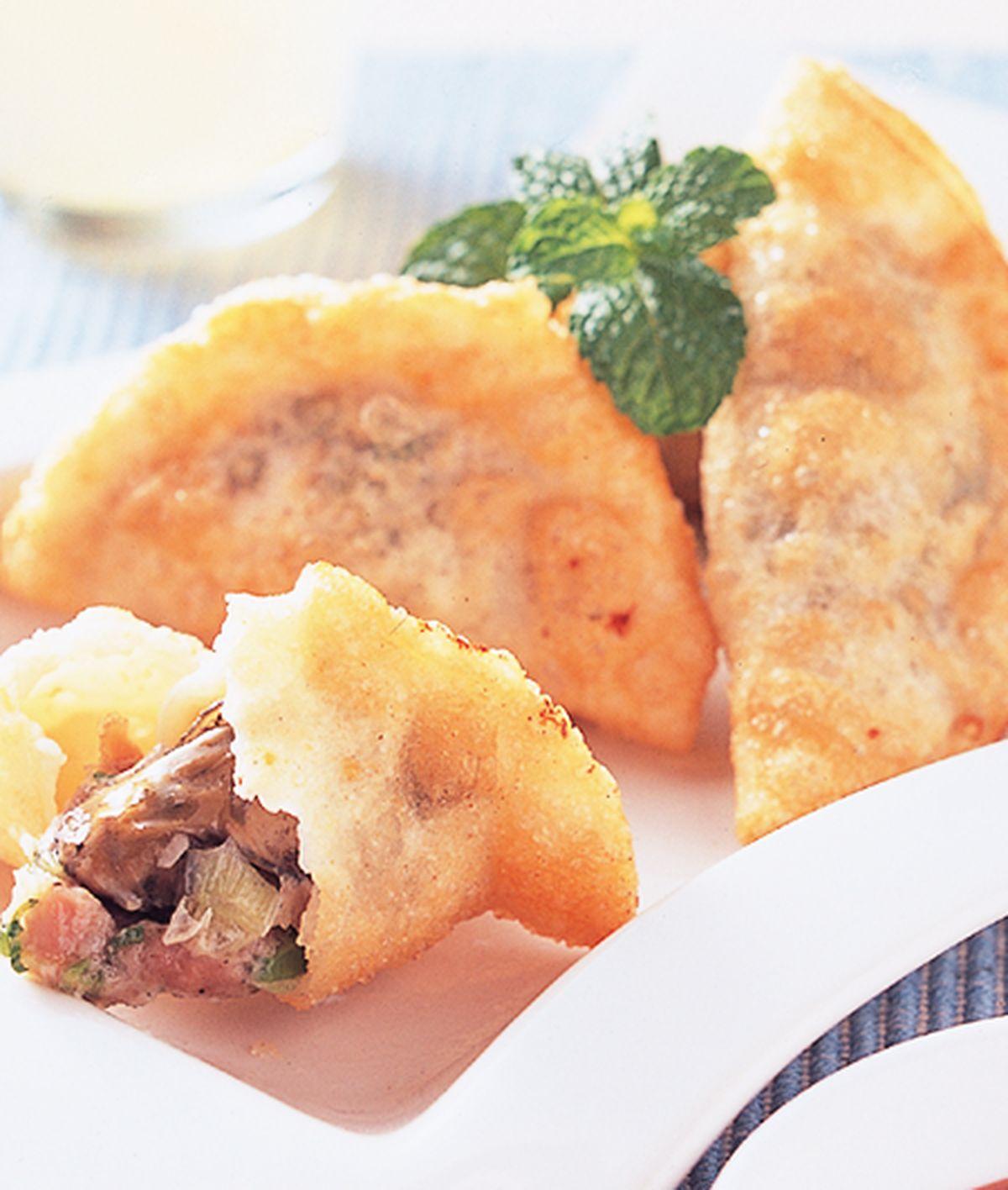 食譜:蚵仔餃(1)