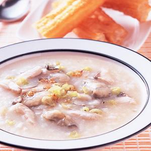 虱目魚蚵仔粥