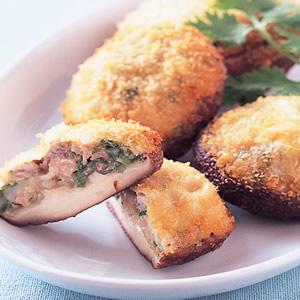 牡蠣香菇盒