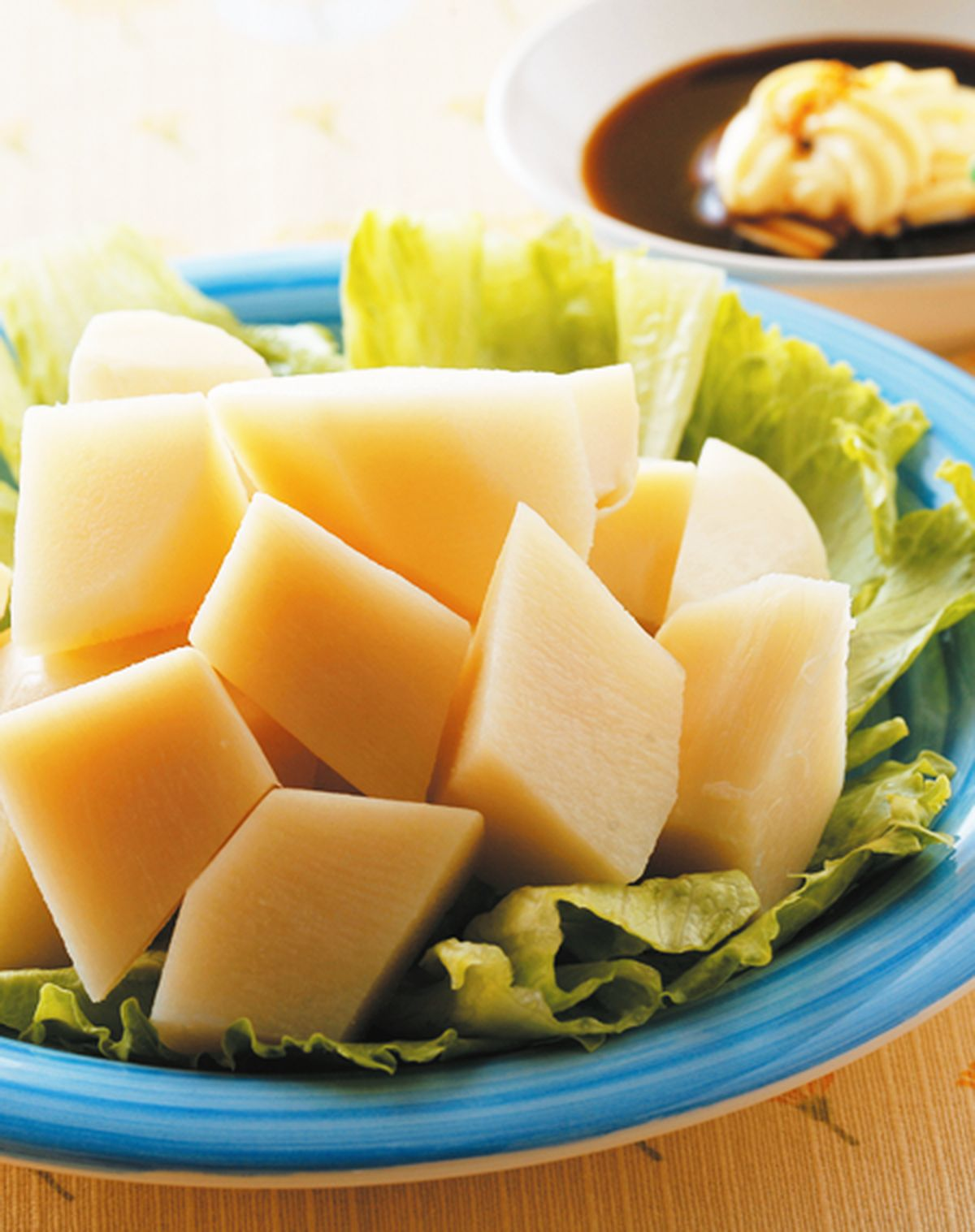 食譜:冷筍沙拉