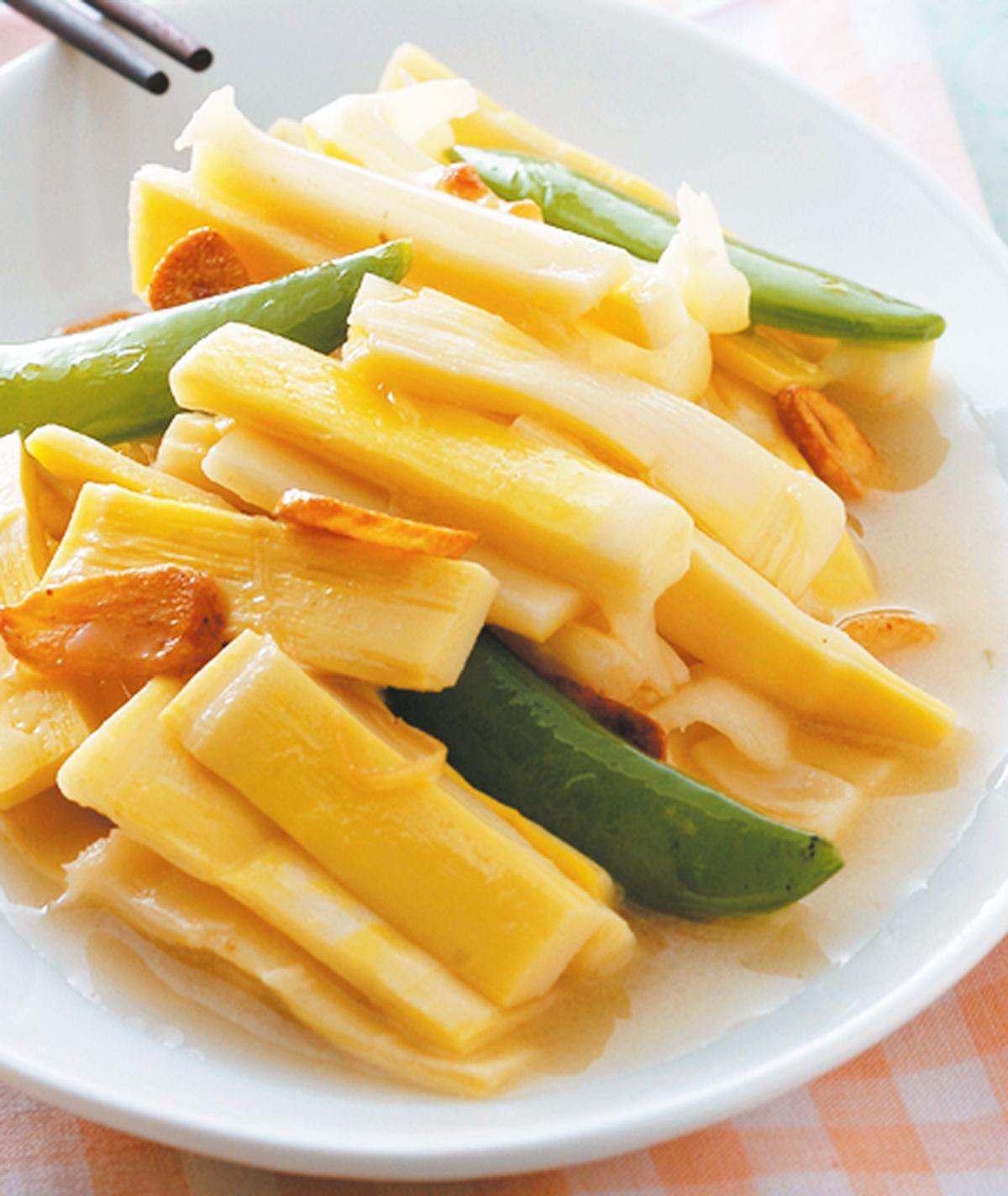 食譜:蒜味桂竹筍