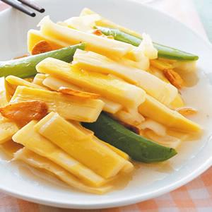 蒜味桂竹筍