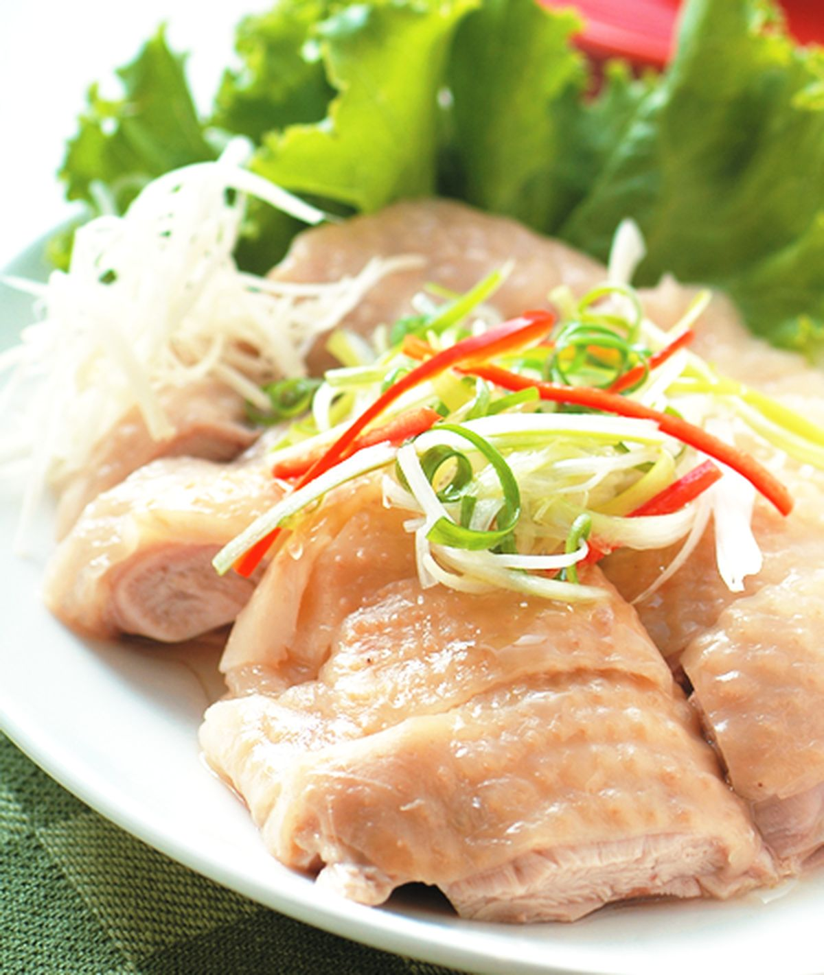 食譜:蔥油雞(1)