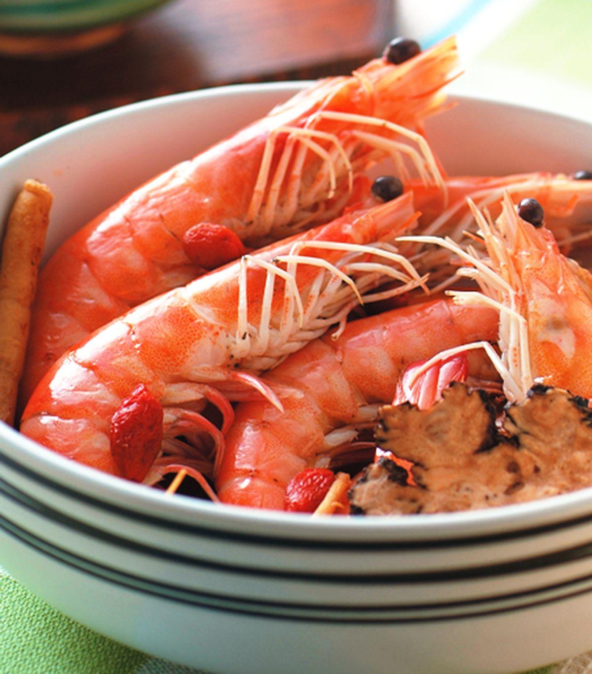 食譜:醉蝦(2)