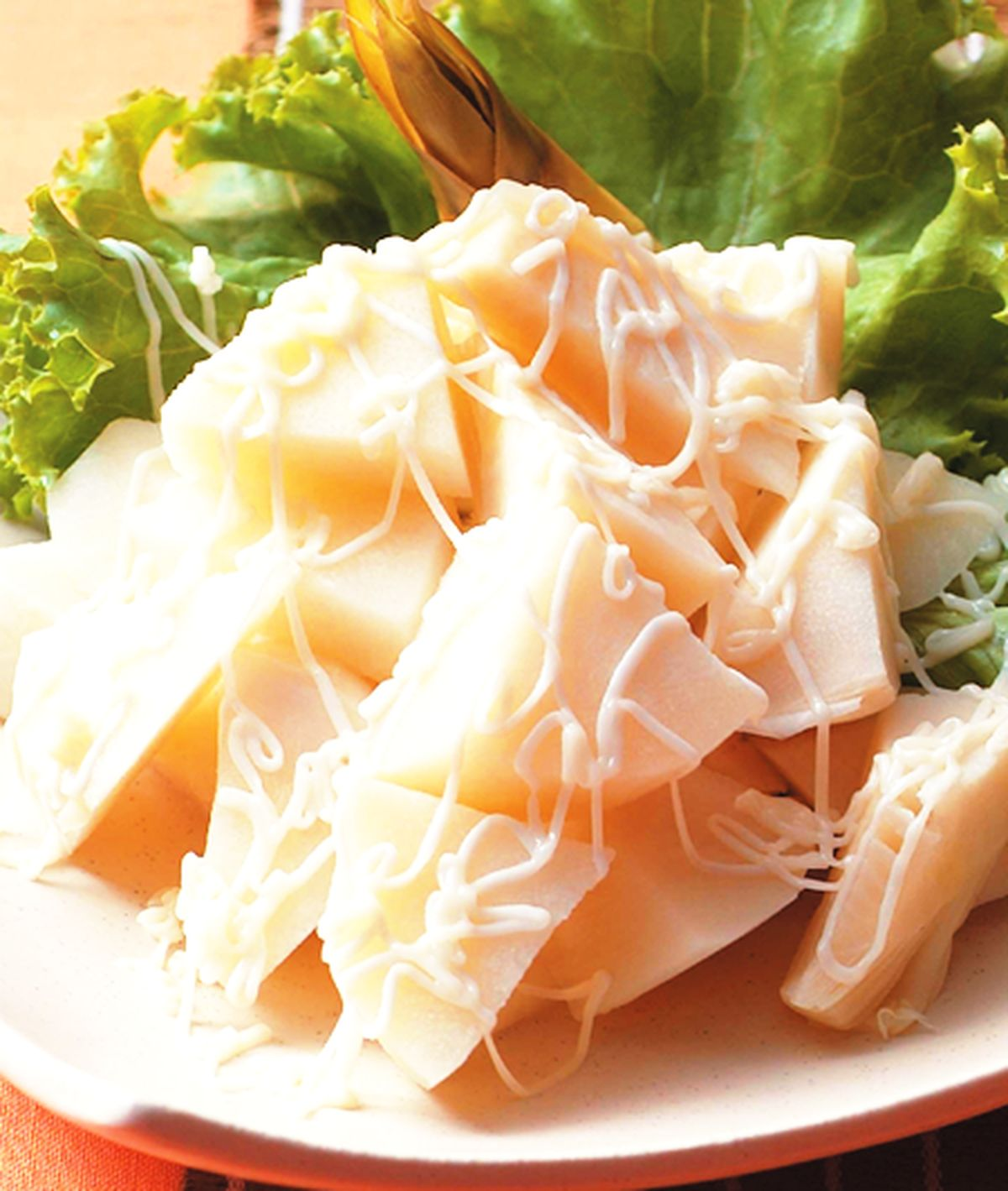 食譜:涼拌綠竹筍