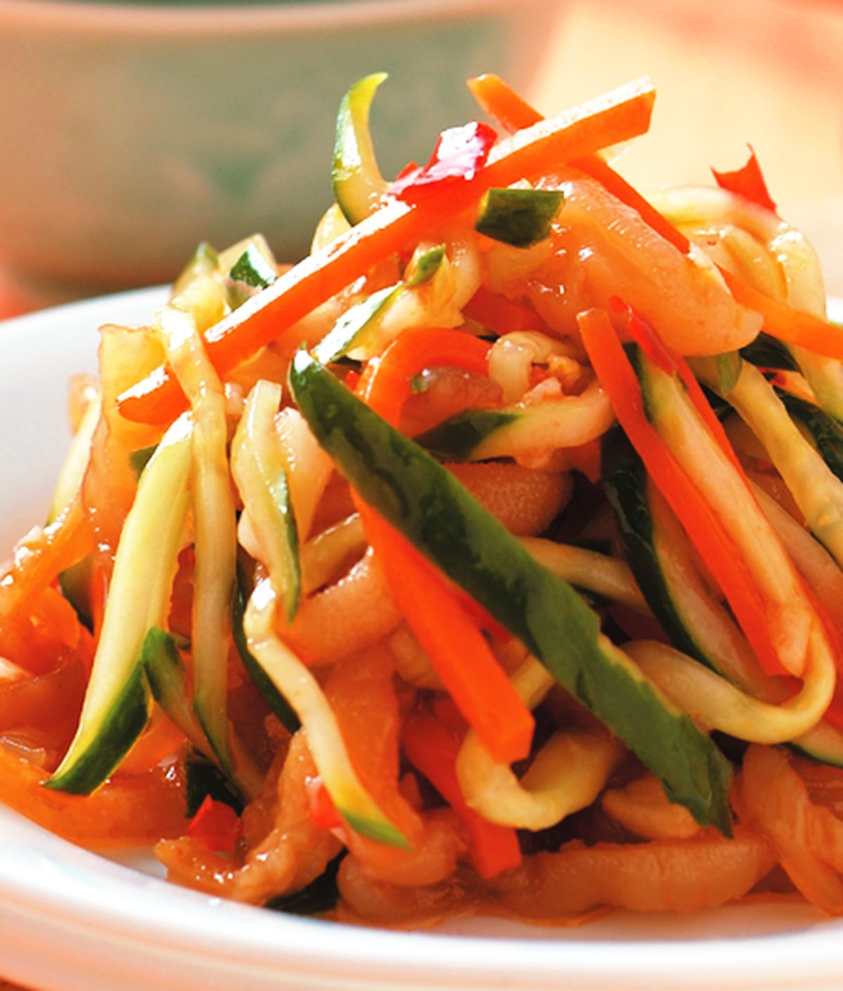 食譜:涼拌海蜇皮(4)