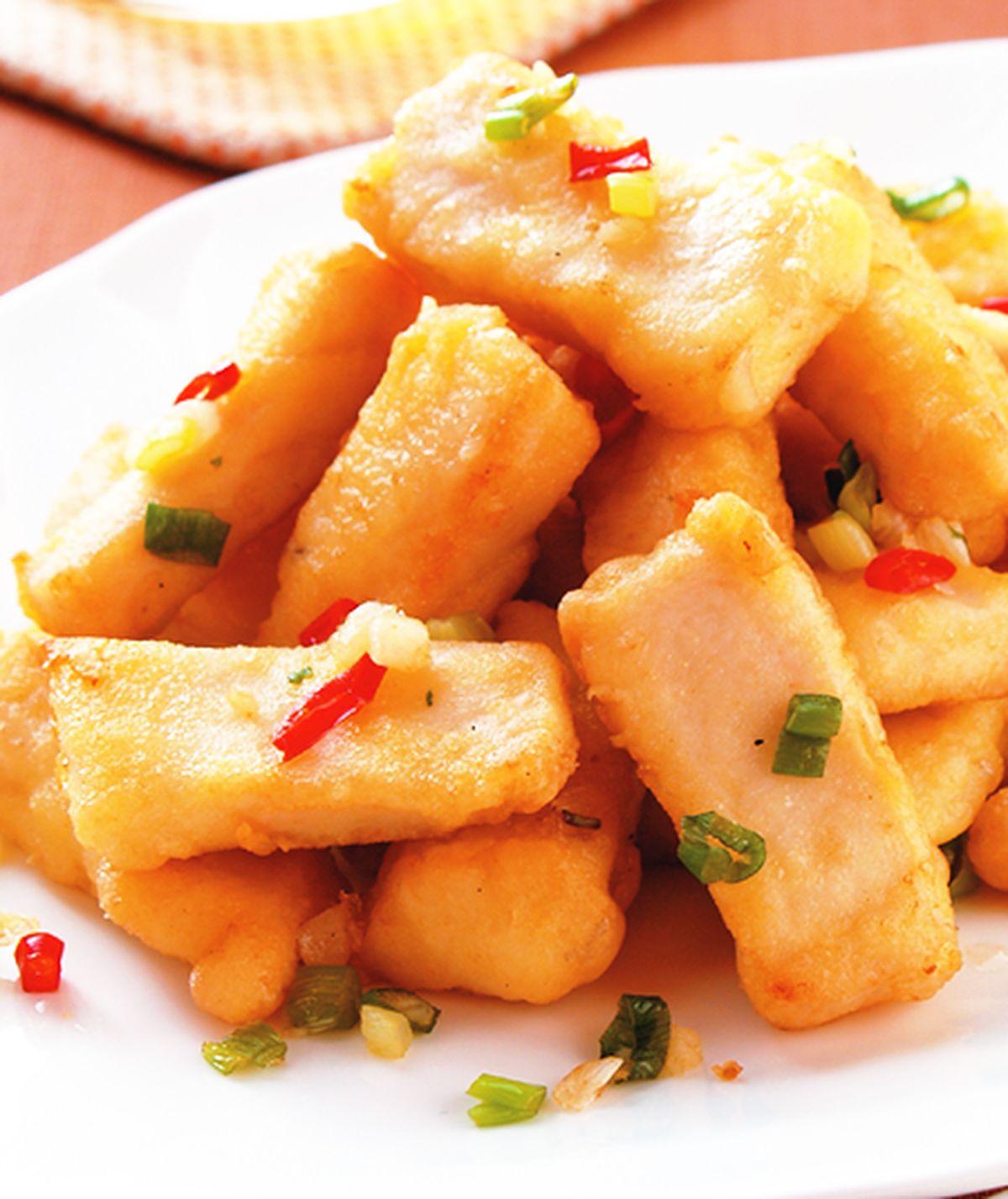 食譜:椒鹽魚片