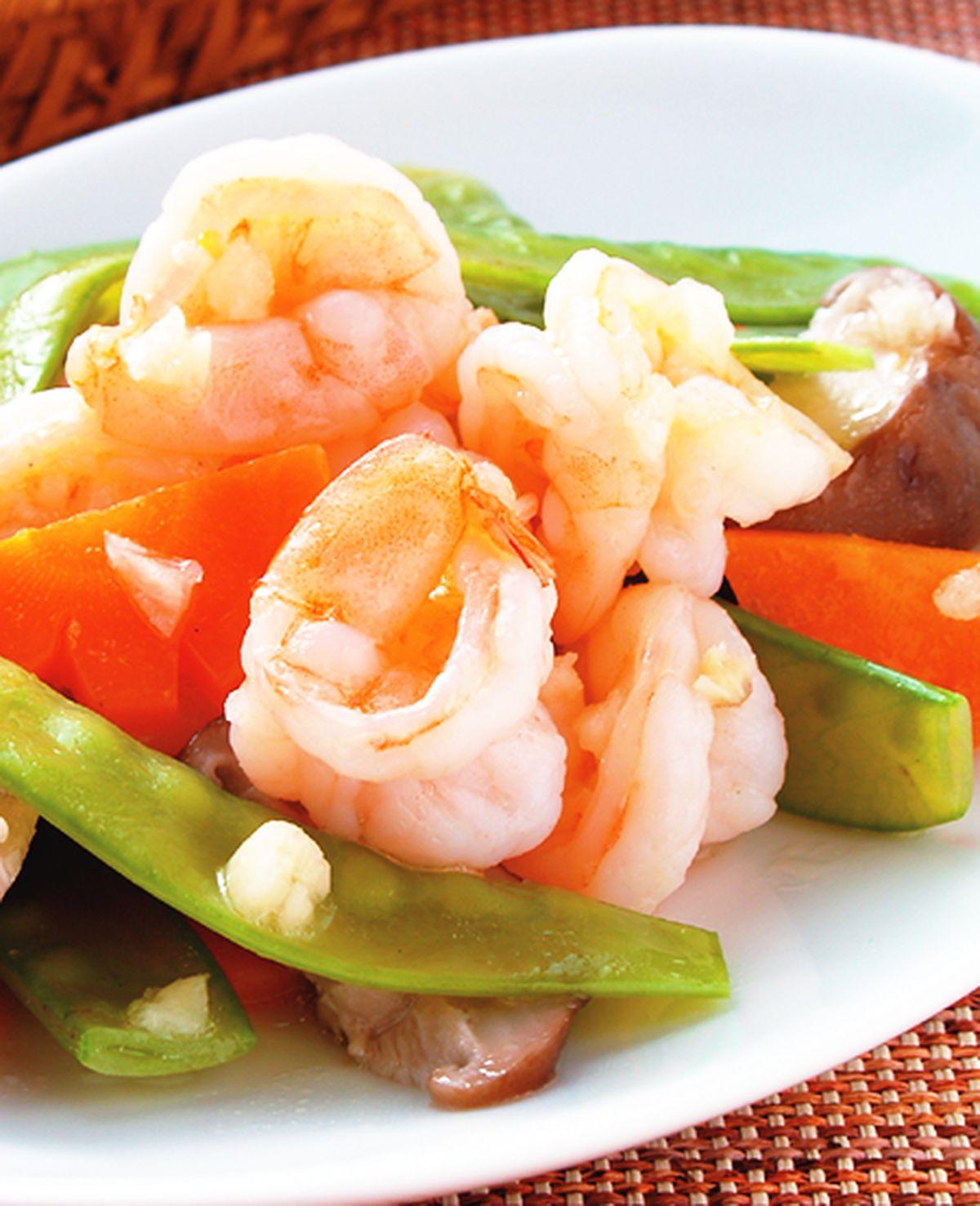 食譜:清炒蝦仁(1)