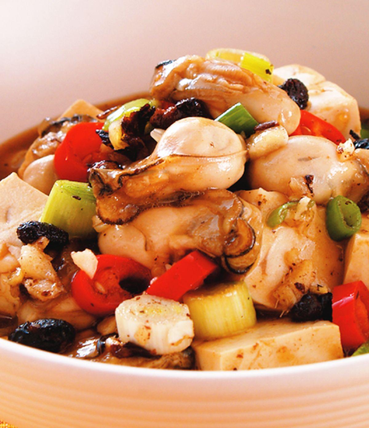 食譜:豆豉蚵仔