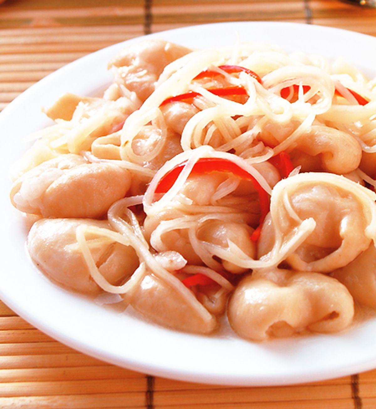 食譜:薑絲大腸(3)