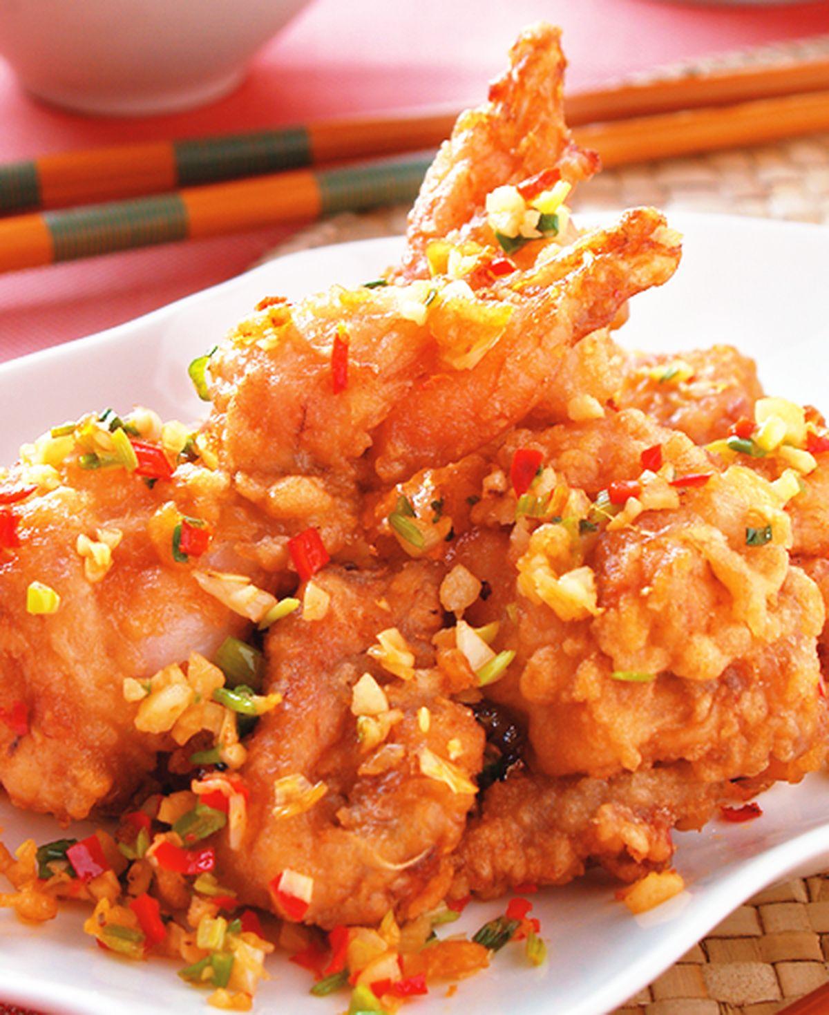 食譜:椒鹽田雞